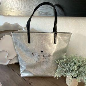 Kate Spade♠️Glitter Tote